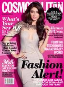Ileana D'Cruz - Cosmopolitan India January 2013