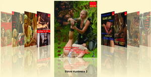 BoundHeat / North American Pictures: Slave Huntress 2