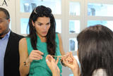 Энджи Хэрмон, фото 1872. Angie Harmon Hosts PANDORA Mother's Day Event at Santa Monica Place on May 7, 2011, foto 1872