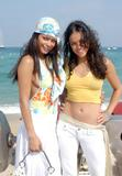 Michelle Rodriguez & Blu Cantrell