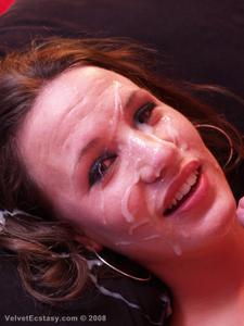 Velvet ecstasy facial
