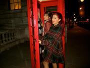 Ariana Grande & Daniella Monet Twitpic