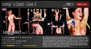 Elite Pain: Lomp`s Court - Case 3