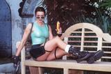 Nell Mcandrew as Lara Croft Foto 363 (Нэлл МакЭндрю, как Лара Крофт Фото 363)