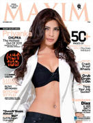 Priyanka Chopra - Maxim India October 2011 - x8 HQ