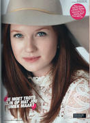 Bonnie Wright - Dutch CosmoGirl x1 HQ