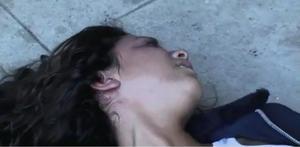 Street Punks Raped Girl