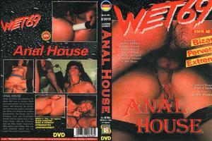 WET69 15 - Anal House / Серия WET69 15 - Заведение Любителей Анала (Piet Clark, MLV Duesseldorf / Beverly Hills Pictures / DBM) [1990s, All Sex,Anal, DVDRip]