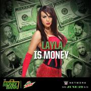 Layla El - WWE Money In The Bank 2014 PPV Promo